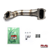 RV6  PCD / Downpipe Kit for 9th gen 13+ Accord I4 (2.4L) Earth Dreams Engine