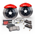 StopTech 91-05 Acura NSX Rear BBK Trophy Sport ST-40/10Calipers Slotted 328x28mm Rotors