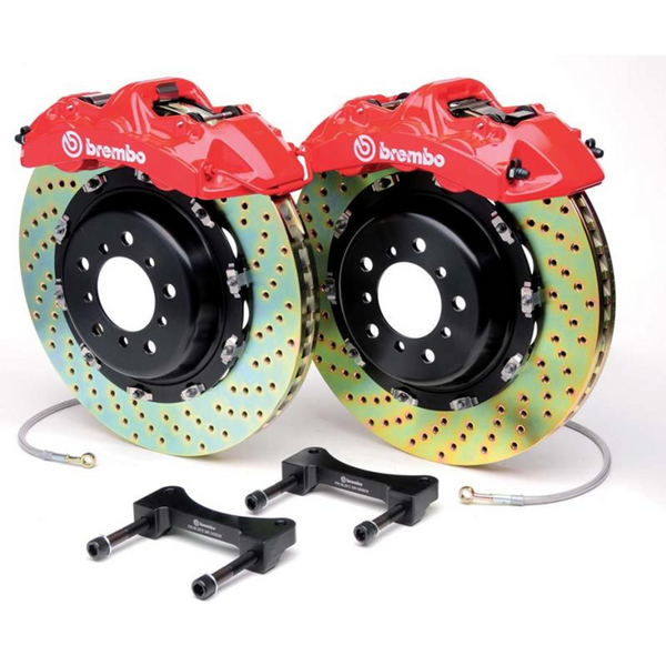 Brembo GT Big Brake Kit for Scion / Subaru / Toyota