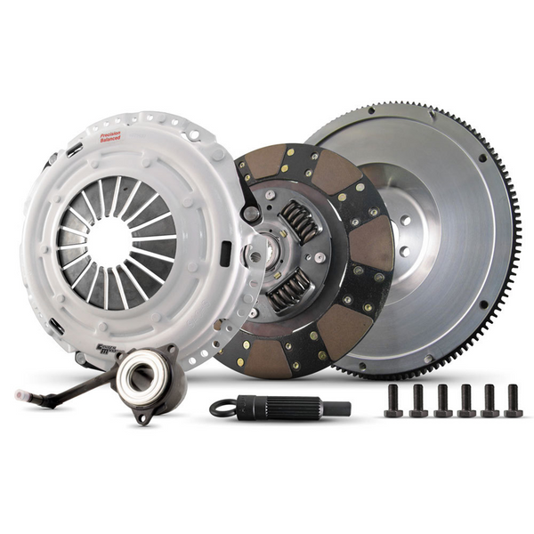 Clutch Masters 2004 Volkswagen Golf R32 (MK 4) FX350 Clutch Kit w/ Steel Flywheel