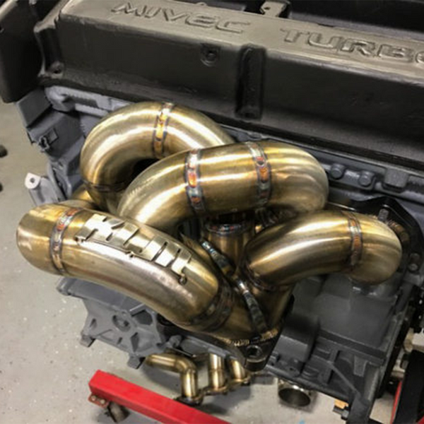KLM Evo 8/9 Stock Replacement Manifold