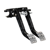 Wilwood Adjustable-Trubar Dual Pedal - Brake / Clutch - Fwd. Swing Mount - 6.25:1