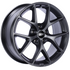 BBS SR 17x7.5 5x112 ET45 Satin Grey Wheel
