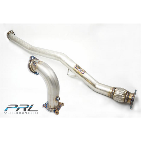 "PRL 2015+ WRX / 2014+ Forester XT 3"" J-Pipe / Intermediate Combo"