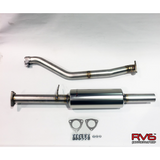 RV6 Resonated Midpipe for Accord Sport ONLY I4 (2.4L)
