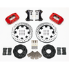 Wilwood Dynapro Radial Front Kit 12.19in Drilled Red 1995-1999 Mitsubishi Eclipse