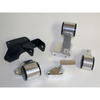 Hasport 84-87 Civic/CRX D-Series Hydraulic Transmission Mount Kit (AFD2)