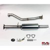 RV6 Resonated Midpipe Kit for Accord I4 (2.4L) (REQUIRES AXLE BACK)