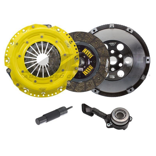 ACT 2014 Ford Focus HD/Perf Street Sprung Clutch Kit