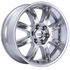 BBS RW-T 18x9 6x139.7 ET20 CB77.8 Diamond Silver Wheel