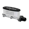 Wilwood High Volume Tandem Master Cylinder - 1in Bore Ball Burnished