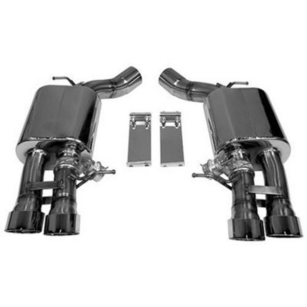 Thermal R&D 2011-2015 BMW M5 - Rear Section