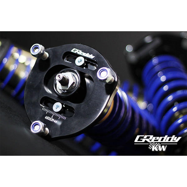 GReddy KW Performance Coilovers 08-16 Mitsubishi Evolution X