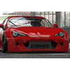 GReddy 13+ Scion FR-S Version 2 Greddy X Rocket Bunny 86 Aero Front Bumper Only