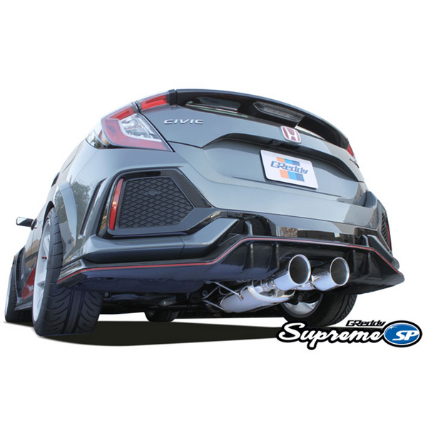 GReddy 17+ Honda Civic Type-R Supreme SP Exhaust