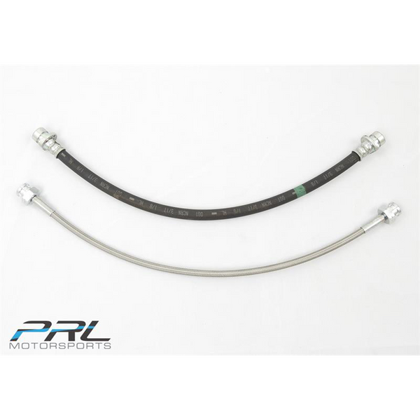 PRL 2016+ Civic 1.5T Stainless Steel Braided Clutch Line