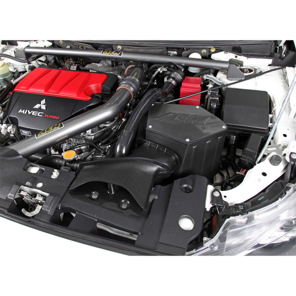 AEM 08-14 Mitsubishi Lancer Evolution X 2.0L Cold Air Intake