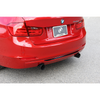 Dinan Free Flow Stainless Steel Exhaust w/ Black Tips - BMW 335i 2015-2012 335i xDrive 2015-2012