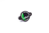 Radium Engineering Radiator Cap Type-A 1.5 Bar - Black