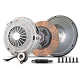 Clutch Masters 04-05 Volkswagen Golf R32 3.2L FX400 Sprung Ceramic Clutch Kit w Flywheel