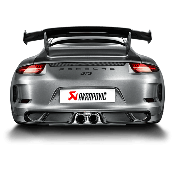 Akrapovic 14-17 Porsche 911 GT3 (991) Evolution Line w/ Cat (Titanium)