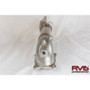 RV6 Catless Downpipe for 17+ Civic Type-R 2.0T FK8