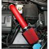 AEM 2015 Volkswagen Golf GTI 2.0L Cold Air Intake System Wrinkle Red