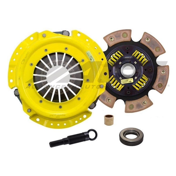 ACT 1991 Nissan 240SX HD/Race Sprung 6 Pad Clutch Kit