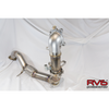 RV6 Front Pipe for 17+ Civic SI Downpipe