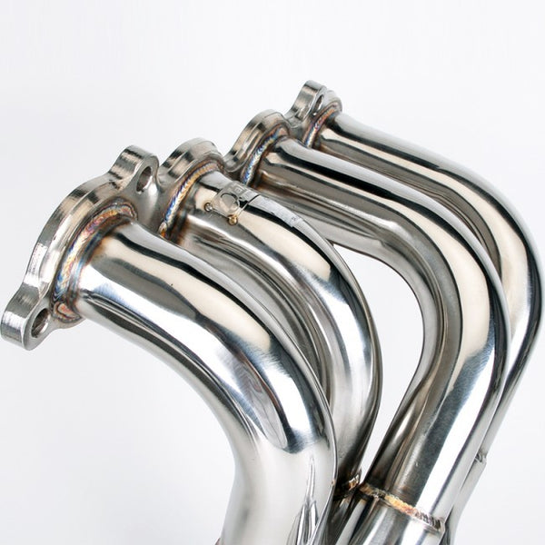 Skunk2 Alpha 02-05 Honda Civic Si /02-06 RSX Type S Stainless Steel Race Header (4-2-1 Step Design)