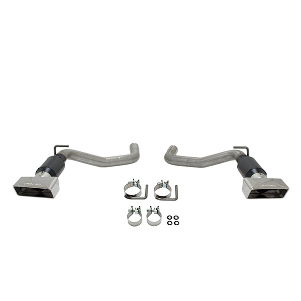 Flowmaster 09-14 Challenger At Outlaw Axle-Back Exhaust System - Dual Rear Exit