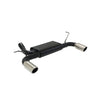 Flowmaster 07-11 Jeep Wrangler 3.8L Force Ii Axle-Back Exhaust System - Dual Rear Exit