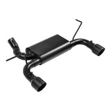 Flowmaster 12-17 Jeep Wrangler 3.6L Force II Cat-Back System 409S