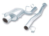 Borla 04-07 STi XR-1 Cat-Back Exhaust
