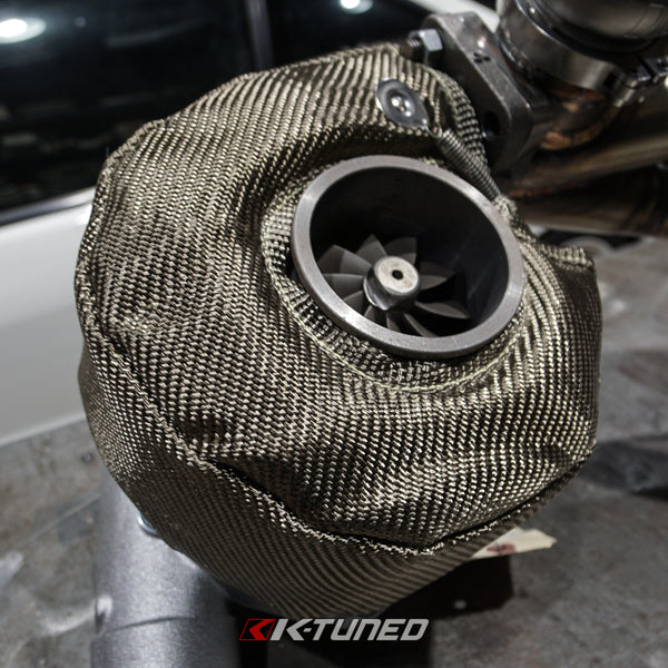 K-Tuned Turbo Blanket for 10th Gen Civic 2016+ (Not Type R)