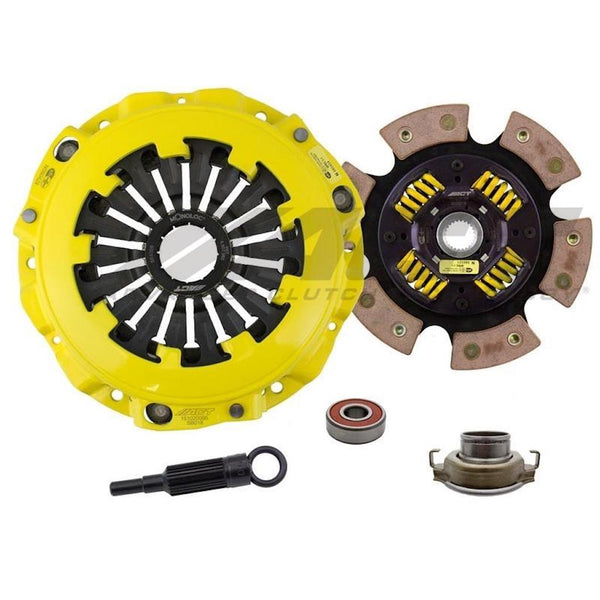 ACT 2002 Subaru Impreza HD-M/Race Sprung 6 Pad Clutch Kit