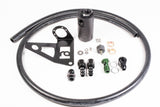 Radium Engineering 01-06 BMW E46 3-Series (All) Catch Can Kit