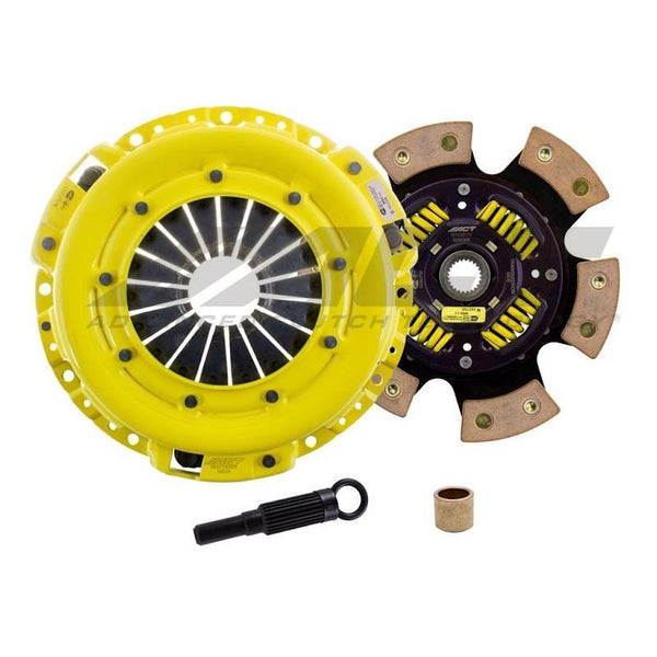 ACT 2015 Nissan 370Z HD/Race Sprung 6 Pad Clutch Kit