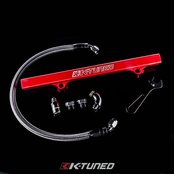 K-Tuned 8th/9th Gen Honda Civic Si Fuel Line Kit