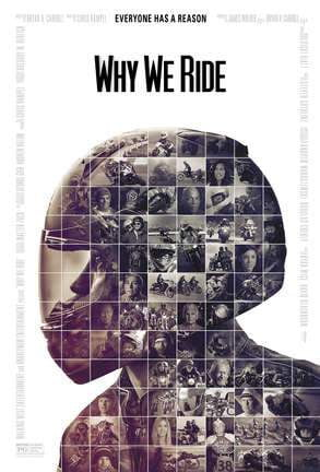Dvd-Why We Ride