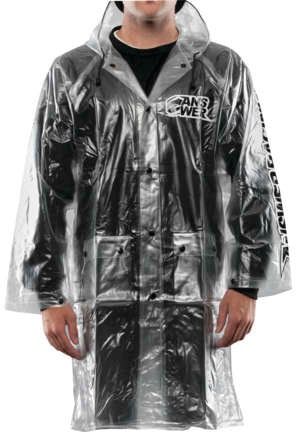 Raincoat Sm/Md Ans '12