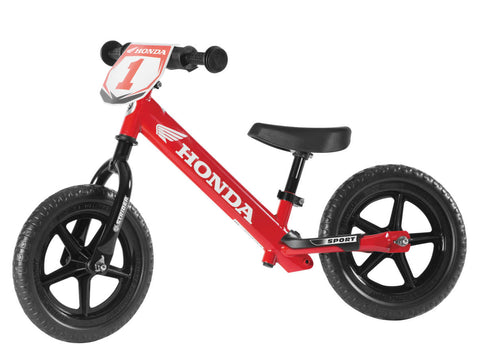 Strider 12 Sport Honda Red