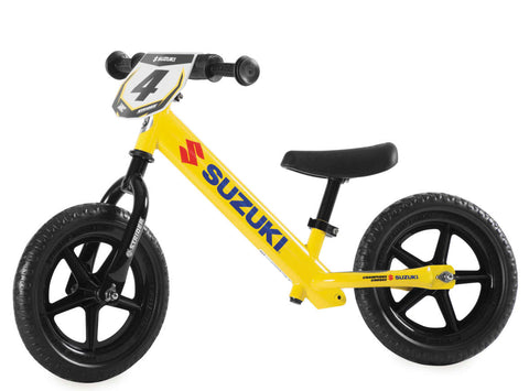 Strider 12 Sport Suzuki Yello