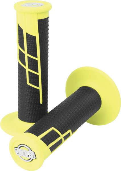 Clmp On 1/2 Waf Neon Yel/Blk