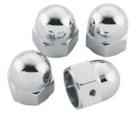 Acorn Head Bolt Cover Set
