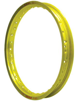 Rim 21X160 36H Yellow Excel