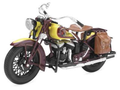 Indian Sport Scout 1934 1:12