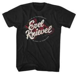 Forever T Shirt Blk Sm
