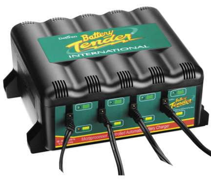 Battery Tender Management System