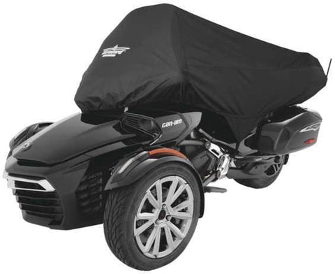 Can-Am F3T Half Cover Black